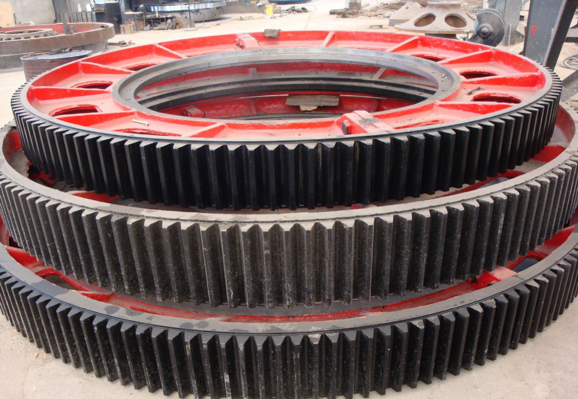Big Spur Gear